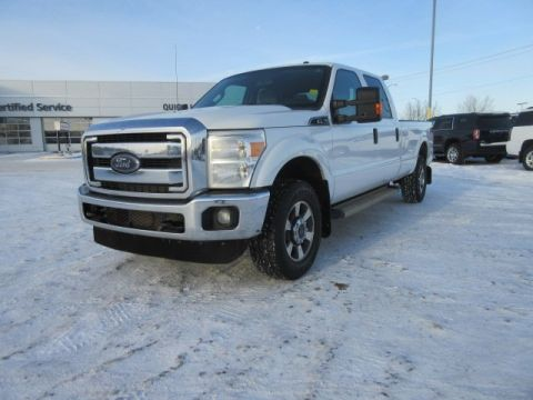 Pre-Owned 2014 Ford Super Duty F-250 SRW XLT. Text 780-205-4934 for more information! 4WD