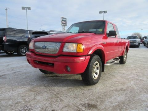 Pre-Owned 2001 Ford Ranger XLT Appearance. Text 780-205-4934 for more information! RWD Extended Cab Pickup