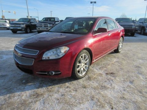 Pre-Owned 2008 Chevrolet Malibu LTZ. Text 780-205-4934 for more information! FWD 4dr Car