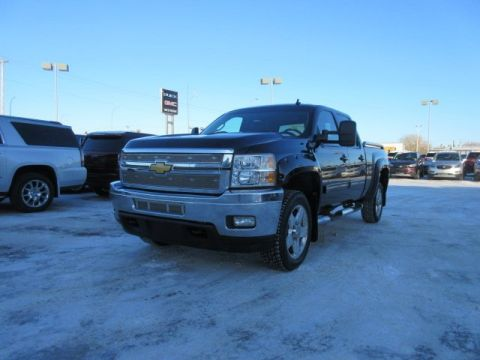Pre-Owned 2012 Chevrolet Silverado 2500HD LTZ. Text 780-205-4934 for more information! 4WD