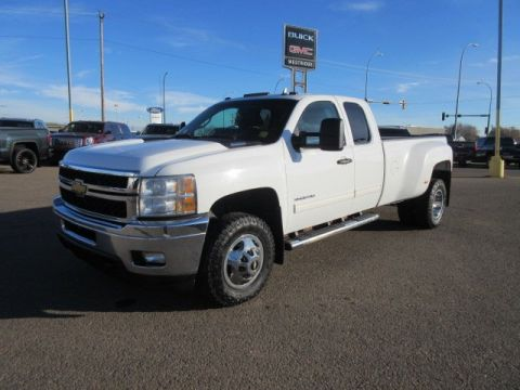 Pre-Owned 2012 Chevrolet Silverado 3500HD LT. Text 780-205-4934 for more information! 4WD