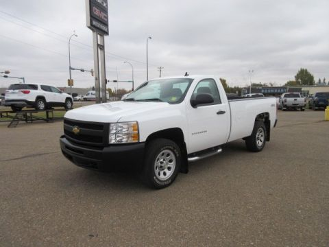 Pre-Owned 2011 Chevrolet Silverado 1500 Work Truck. Text 780-205-4934 for more information! 4WD