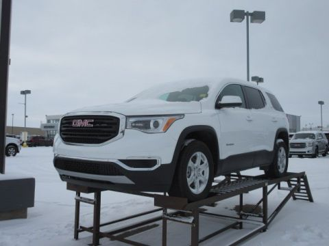 New 2017 GMC Acadia SLE. Text 780-872-4598 for more information! FWD Sport Utility