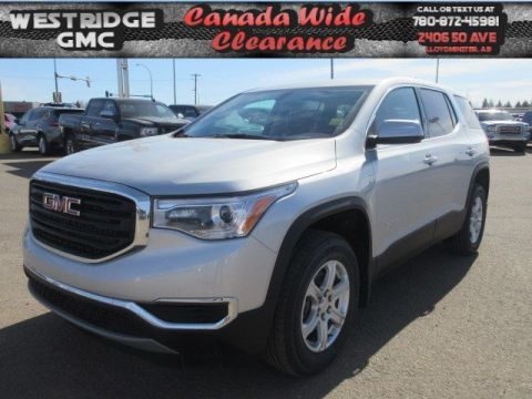New 2018 GMC Acadia SLE. Text 780-872-4598 for more information!