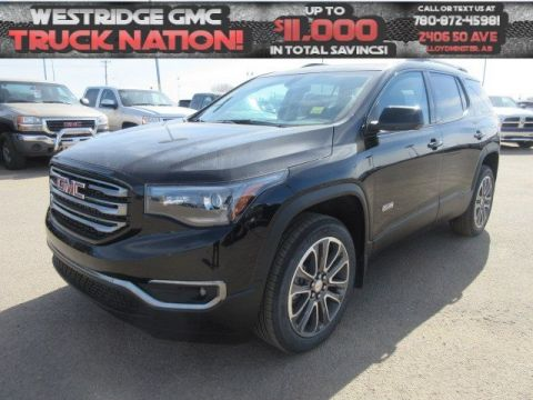 New 2018 GMC Acadia SLT. Text 780-872-4598 for more information! AWD