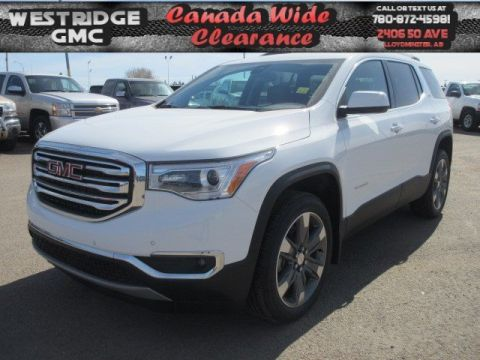 New 2018 GMC Acadia SLT. Text 780-872-4598 for more information!