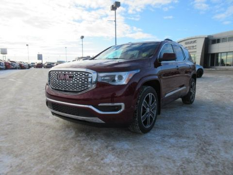 New 2018 GMC Acadia Denali. Text 780-872-4598 for more information! AWD