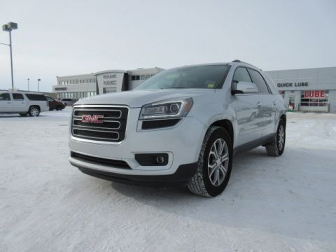 Pre-Owned 2013 GMC Acadia SLT. Text 780-205-4934 for more information! AWD