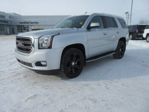 New 2018 GMC Yukon SLT. Text 780-872-4598 for more information! 22's INCLUDED IN PRICE Sport Utility