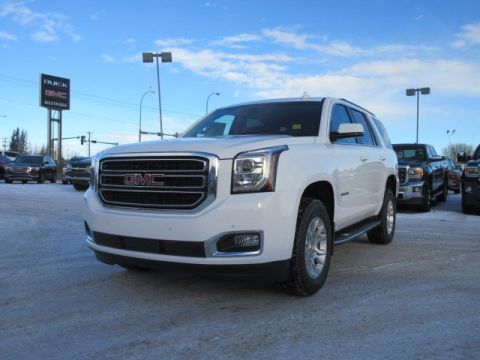 New 2018 GMC Yukon SLT. Text 780-872-4598 for more information! 4WD