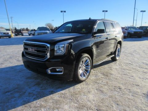 New 2018 GMC Yukon SLT. Text 780-872-4598 for more information! PRICE INCLUDES 22 Sport Utility