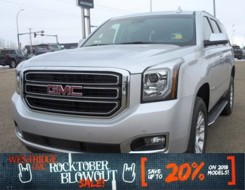 New 2019 GMC Yukon SLT. Text 780-872-4598 for more information!