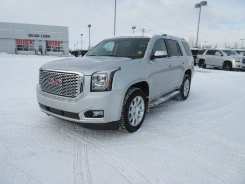 New 2017 GMC Yukon Denali. Text 780-872-4598 for more information! 4WD