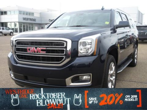 New 2019 GMC Yukon XL SLT. Text 780-872-4598 for more information!