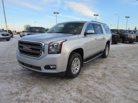 "New 2018 GMC Yukon XL SLT. Text 780-872-4598 for more information! 22"" Wheel Pkg. not included in MSRP Sport Utility"