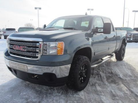 Pre-Owned 2012 GMC Sierra 2500HD SLE. Text 780-205-4934 for more information! 4WD