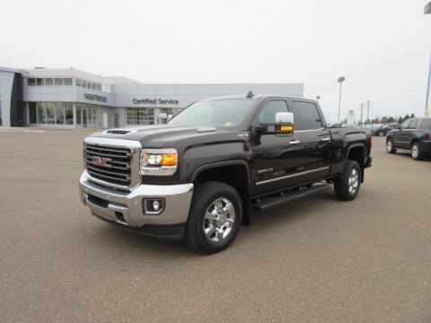 New 2018 GMC Sierra 2500HD SLT. Text 780-872-4598 for more information! 4WD