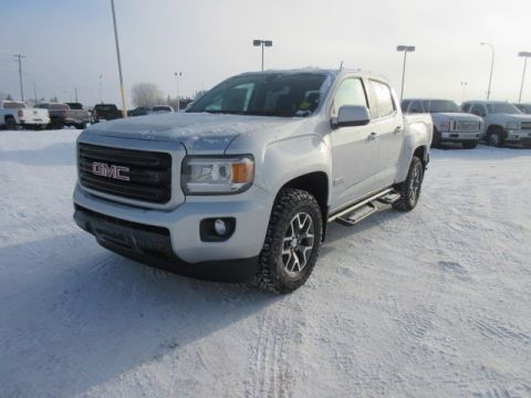 New 2018 GMC Canyon SWB. Text 780-872-4598 for more information! 4WD
