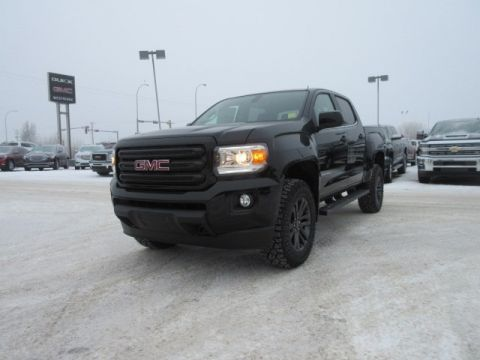 New 2018 GMC Canyon 4WD SLE. Text 780-872-4598 for more information! Includes level kit and tires. Crew Cab Pickup