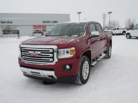 New 2018 GMC Canyon 4WD SLT. Text 780-872-4598 for more information! 4WD
