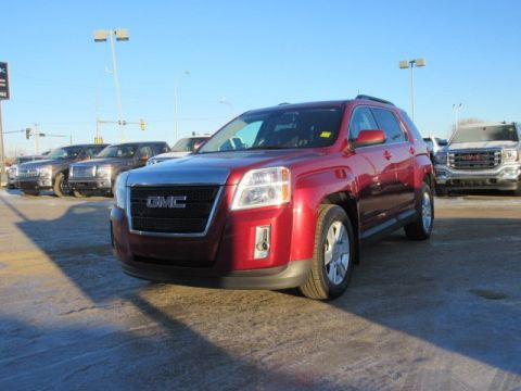 Pre-Owned 2011 GMC Terrain SLE-2. Text 780-205-4934 for more information! AWD