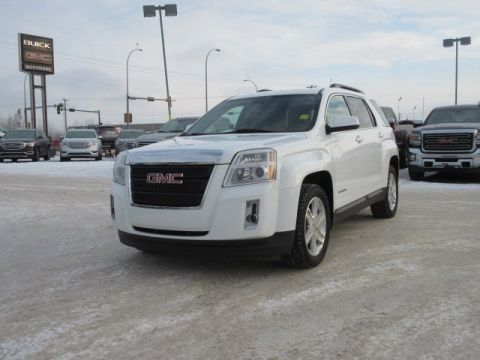 Pre-Owned 2011 GMC Terrain SLT-1. Text 780-205-4934 for more information! AWD