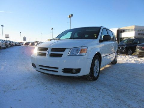 Pre-Owned 2008 Dodge Grand Caravan SE. Text 780-205-4934 for more information! FWD Mini-van, Passenger