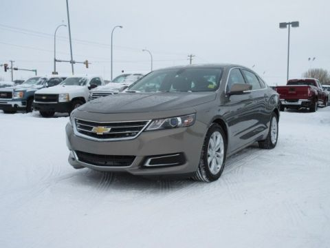 Certified Pre-Owned 2017 Chevrolet Impala LT. Text 780-205-4934 for more information! FWD 4dr Car