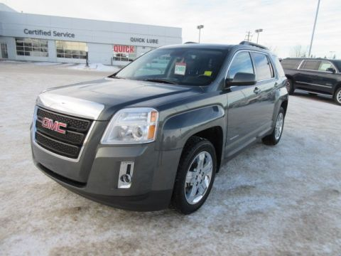 Pre-Owned 2012 GMC Terrain SLT-1. Text 780-205-4934 for more information! AWD