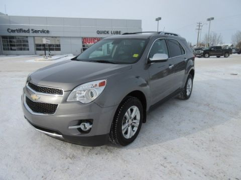 Pre-Owned 2012 Chevrolet Equinox LTZ. Text 780-205-4934 for more information! AWD