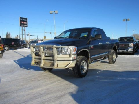 Pre-Owned 2008 Dodge Ram 2500 SLT. Text 780-205-4934 for more information! 4WD