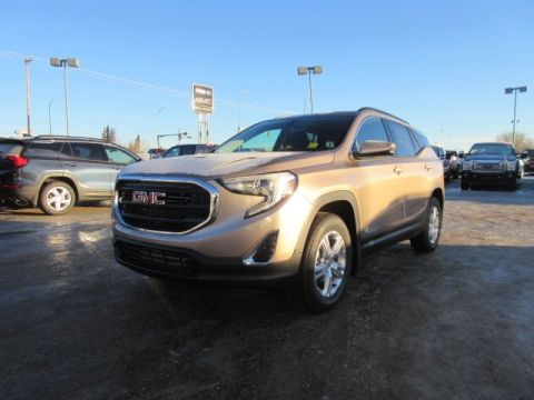 New 2018 GMC Terrain SLE. Text 780-872-4598 for more information! AWD