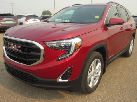 New 2019 GMC Terrain SLE. Text 780-872-4598 for more information!
