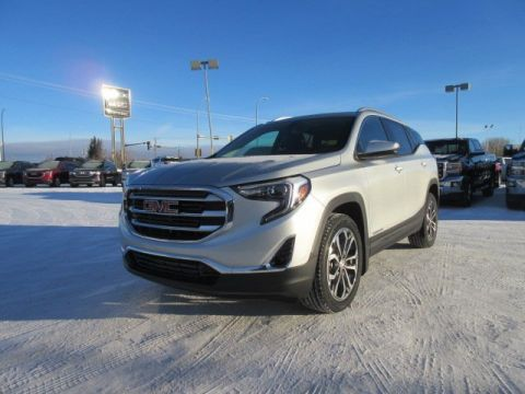 New 2018 GMC Terrain SLT. Text 780-872-4598 for more information! AWD