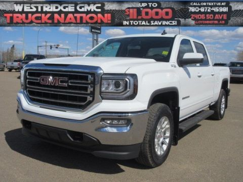 New 2018 GMC Sierra 1500 SLE. Text 780-872-4598 for more information! 4WD