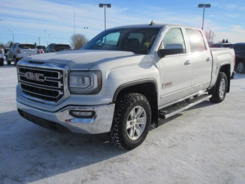 Pre-Owned 2016 GMC Sierra 1500 SLE. Text 780-205-4934 for more information! 4WD