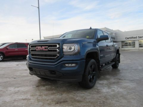 New 2018 GMC Sierra 1500 SLE. Text 780-872-4598 for more information! INCLUDES LEVEL KIT AND TIRES Crew Cab Pickup