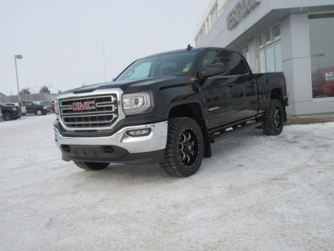 New 2018 GMC Sierra 1500 SLE. Text 780-872-4598 for more information! ACCESSORIES INCLUDED IN PRICE Crew Cab Pickup