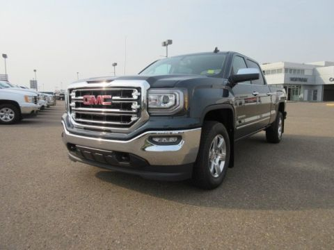 New 2017 GMC Sierra 1500 SLT. Text 780-872-4598 for more information! 4WD