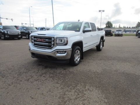 New 2018 GMC Sierra 1500 SLT. Text 780-872-4598 for more information! 4WD