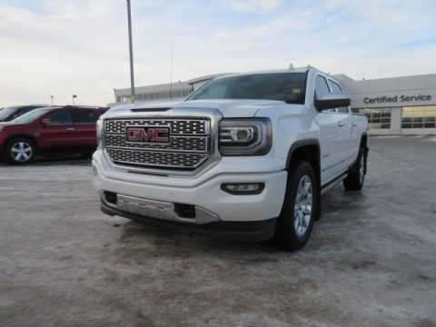 New 2018 GMC Sierra 1500 Denali. Text 780-872-4598 for more information! Includes tonneau cover! Crew Cab Pickup