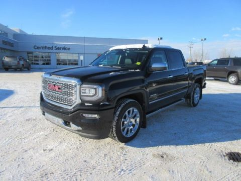 New 2018 GMC Sierra 1500 Denali. Text 780-872-4598 for more information! 4WD