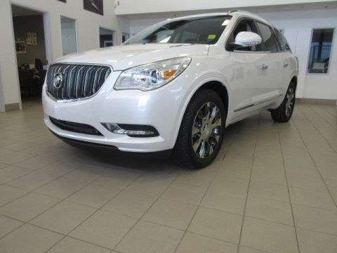 New 2017 Buick Enclave Leather. Text 780-872-4598 for more information! AWD