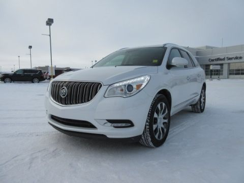 Certified Pre-Owned 2017 Buick Enclave Premium. Text 780-205-4934 for more information! AWD