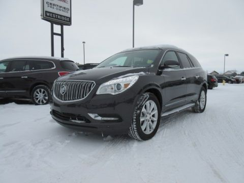 New 2017 Buick Enclave Premium. Text 780-872-4598 for more information! AWD