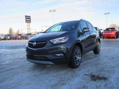 New 2018 Buick Encore Sport Touring. Text 780-872-4598 for more information! AWD
