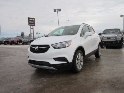 New 2018 Buick Encore Preferred. Text 780-872-4598 for more information! FWD Sport Utility