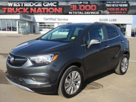 New 2018 Buick Encore Preferred. Text 780-872-4598 for more information! AWD