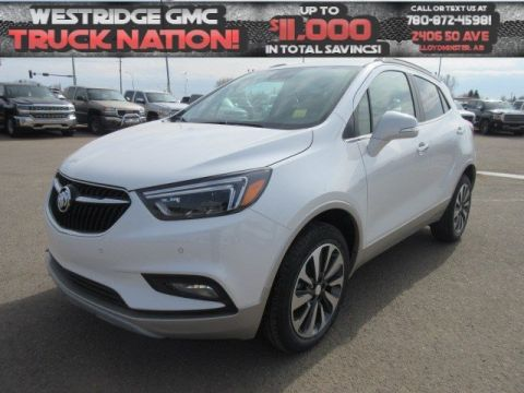 New 2018 Buick Encore Premium. Text 780-872-4598 for more information! AWD