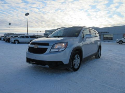 Pre-Owned 2012 Chevrolet Orlando ORLANDO LT. Text 780-205-4934 for more information!  4W